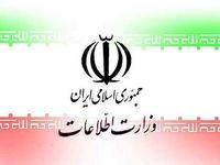 بازداشت ۲اخلالگر اقتصادی توسط وزارت اطلاعات