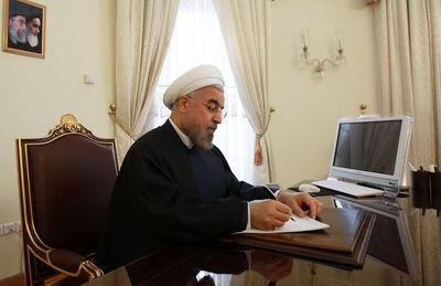 روحانی انتخاب رییسجمهور غنا را تبریک گفت