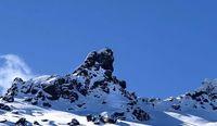 صعود به قله الوند +عکس