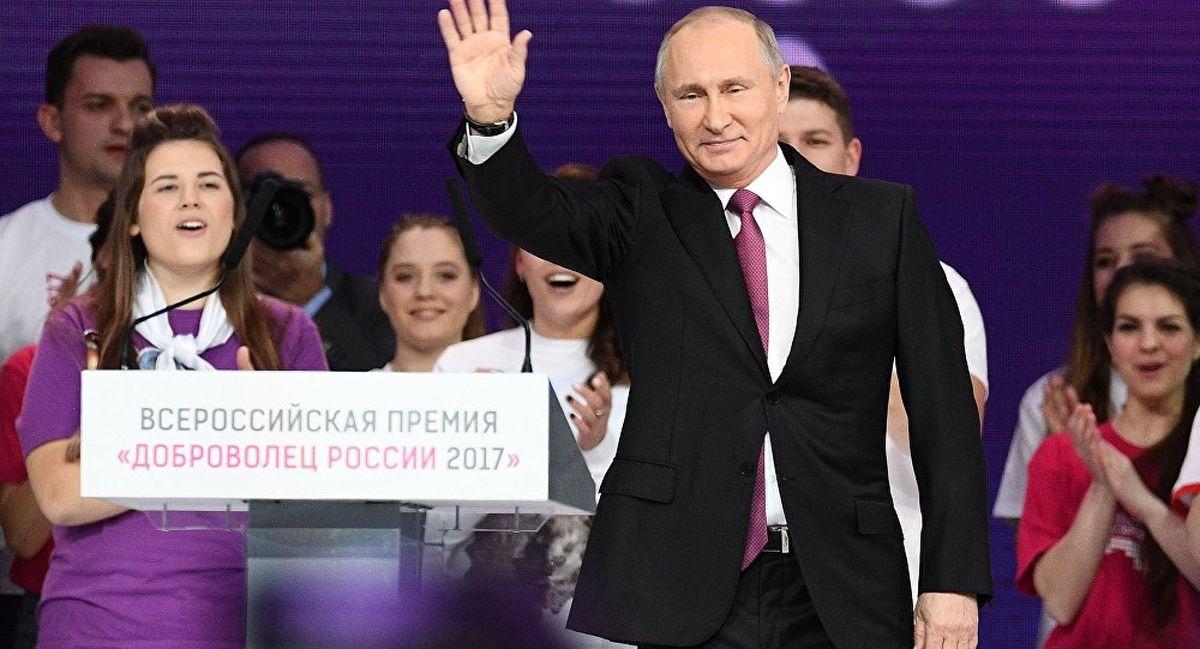 حقایقی از دلایل موفقیت رئیس جمهور روسیه