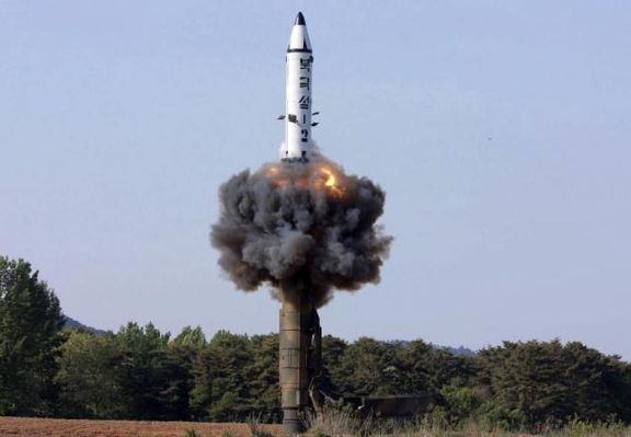 انجام دومین آزمایش موشکی کرهشمالی ظرف یک هفته