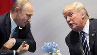 توصیف ترامپ از زبان رییسجمهور روسیه