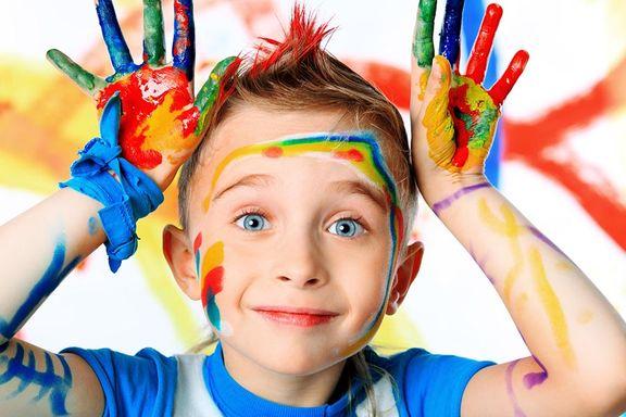 چگونه خلاقیت را در کودکان افزایش دهیم؟