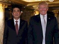 اولین دیدار یک رهبر خارجی با ترامپ