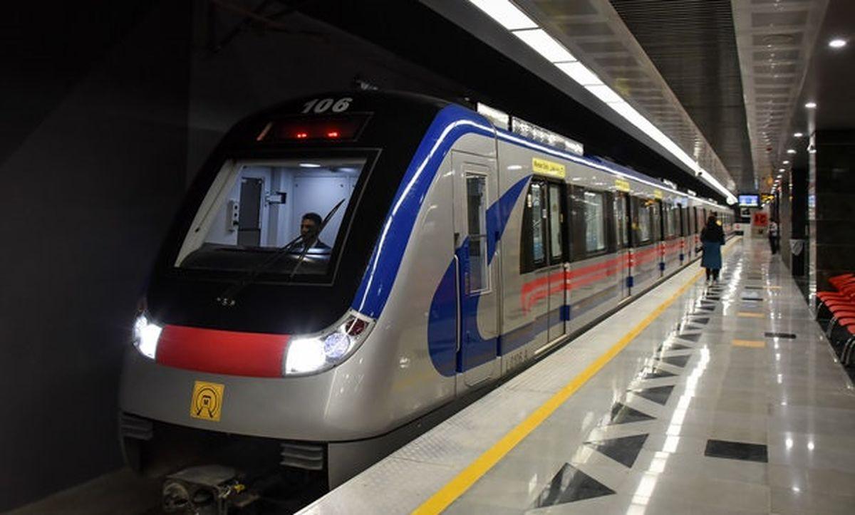 ۶ایستگاه جدید مترو تا پایان سال افتتاح میشود