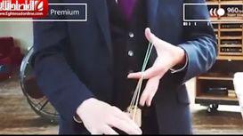 گوشی جدید سونی دست شعبدهبازها را رو میکند +فیلم