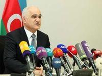 باکو: حجم گردش تجاری ایران و جمهوری آذربایجان ۷۰درصد افزایش یافته است