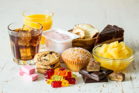 غذاهایی که برای پوست ضرر دارند