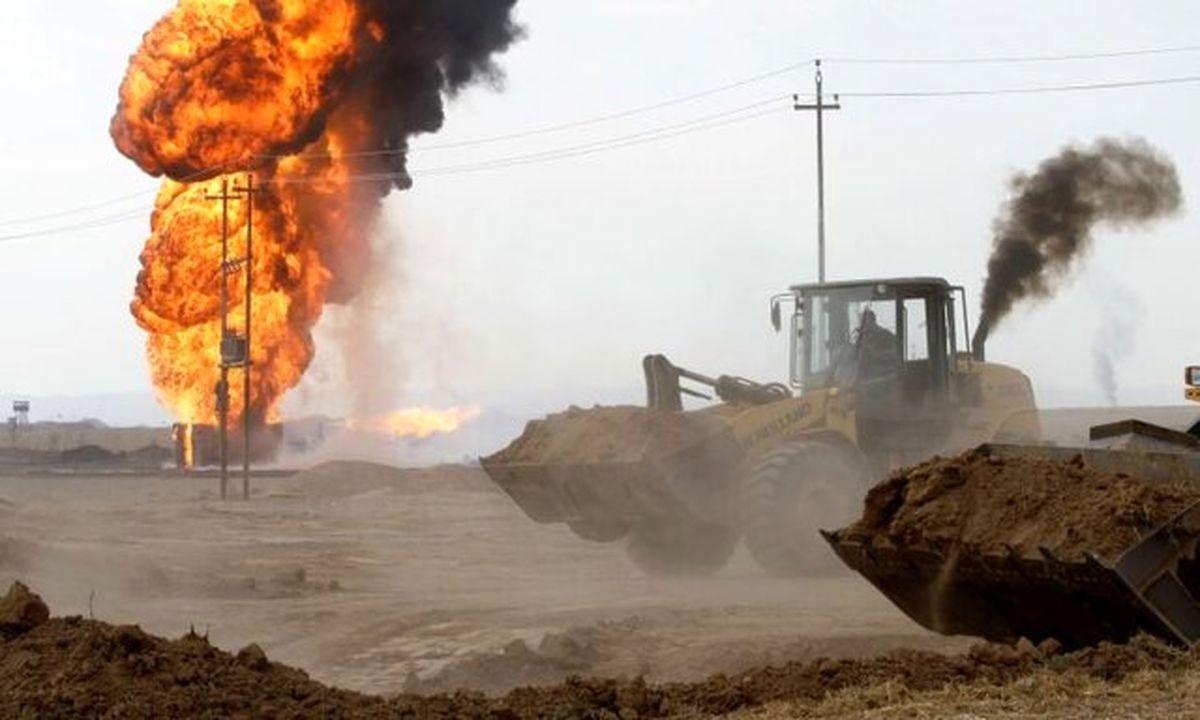 حمله به چاه نفتی در کرکوک خنثی شد