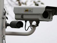 نصب دوربین کنترل ترافیک در جاده کرج - چالوس