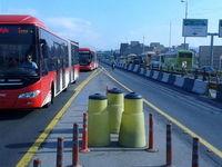 اتوبوسهای تککابین خطوط شبانه