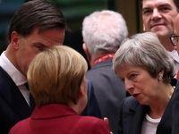 سران اروپایی مذاکره مجدد درباره برگزیت را رد کردند