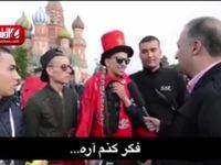 نظر مراکشیها درباره بازی با ایران +فیلم