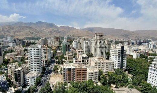 ۱۲ میلیون و ۷۲۰ هزار تومان؛ قیمت مسکن در تهران