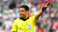 قضاوت داور ایرانی در جام جهانی+عکس