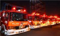 فرآیند اعلام نتایج آزمون استخدام مشاغل آتشنشانی