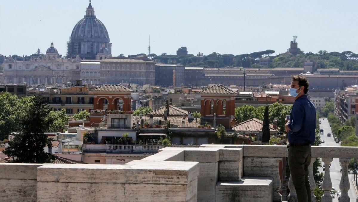 اقتصاد ایتالیا امسال ۸درصد آب میرود