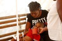 وبا در زیمباوه قربانی گرفت +تصاویر