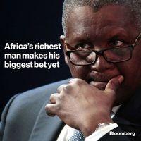 جاهطلبی ثروتمندترین فرد آفریقا!/ سرمایهگذاری عظیم برای ساخت پالایشگاه نفت