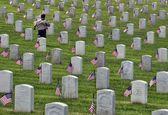برگزاری روز یادبود در آمریکا +تصاویر