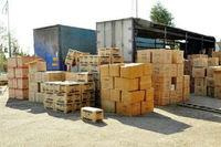کالاهای قاچاق میلیاردی که در خانه باغ دپو میشد!