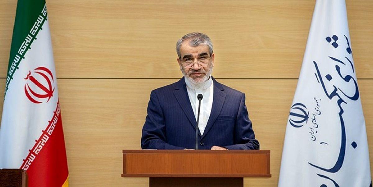 واکنش سخنگوی شورای نگهبان به دخالت ایران در انتخابات آمریکا
