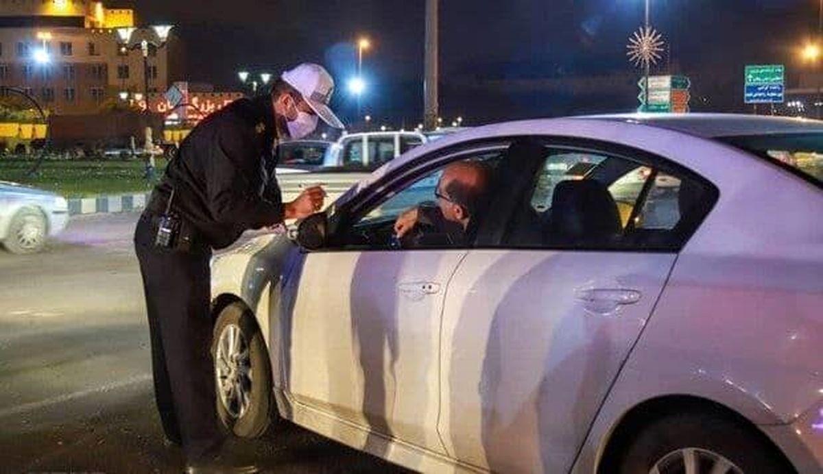 جریمه ۱۰۶هزار راننده در طرح محدودیت شبانه