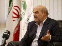 کلانتری: مقصر آلودگی هوای تهران گازوییل است نه بنزین