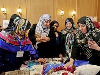 همسر ظریف در کنار دیپلماتهای خارجی +عکس