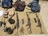 اولین تصاویر از تروریستهای بههلاکترسیده توسط سپاه