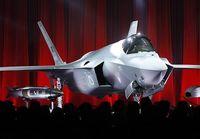 ترکیه از پروژه ساخت جنگنده اف۳۵ اخراج شد