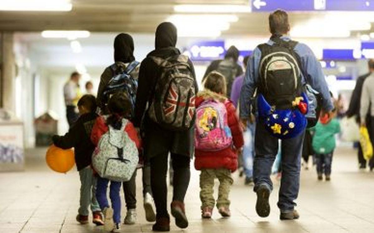 نرخ مهاجرت در جهان از۱۹۹۰ ثابت بوده است