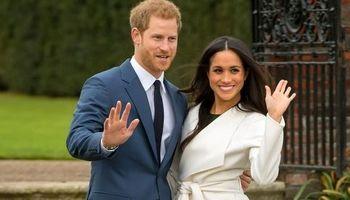 مراسم ازدواج پرنس هری و مگان مارکل +فیلم