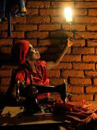 چراغ بـرق در مالاوی