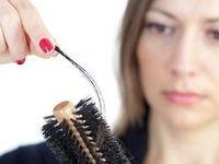 دلایل ریزش مو در زنان ؟