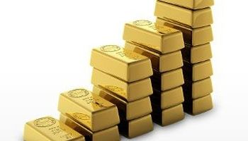 کاهش قیمت اونس جهانی طلا