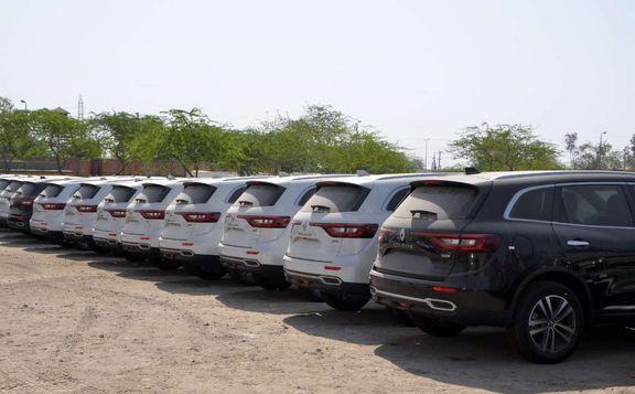 فرصت ۹ماهه به واردکنندگان خودرو برای رفع تعهد ارزی/ اعتبار ثبت سفارشها جدید فقط تا نیمه اردیبهشت