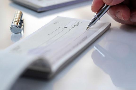 ۱۰ درصد چکهای مبادلهای برگشت خورد/ چکهای برگشتی ۴۷درصد کاهش یافت