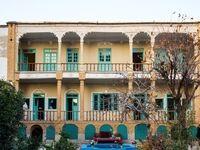 خانه موتمن الاطباء در آستانه شب یلدا +تصاویر