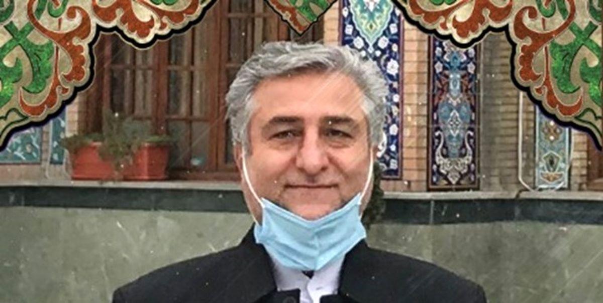 خادم امامزاده صالح ترور شد + عکس