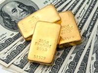 عوامل تاثیرگذار بر قیمت طلا در کوتاه مدت/ شکستن سطح حمایتی قیمت طلا با تقویت دلار
