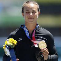 یک اتفاق جالب در المپیک توکیو / دو طلا در ۹۰ دقیقه برای ورزشکار نیوزلندی