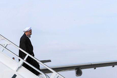 رییس جمهور فردا به چین سفر میکند
