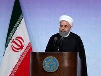 روحانی:در توافق برجام به منافع غیرقابل برگشتی رسیدیم؛ ده نفر مثل ترامپ هم قادر به بازگشت از آنها نیستند/ هرچه توانمندی در کشور داریم از علم است