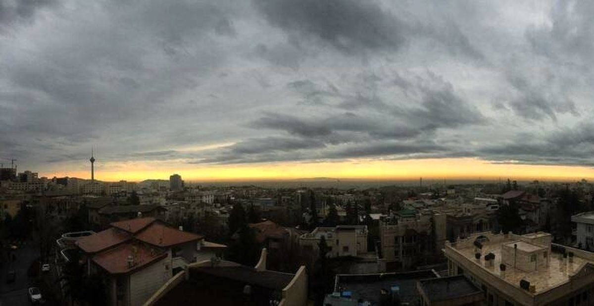هوای سالم در بیشتر مناطق تهران