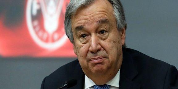 سازمان ملل پول پرداخت حقوق کارمندان را ندارد