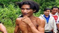 مردی که ۴۱ سال در جنگل زندگی کرد + عکس