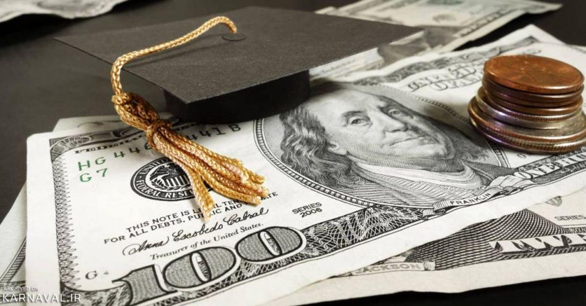 1000 دلار؛ سقف پرداخت ماهانه ارز دانشجویی