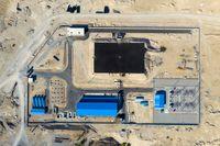 انتقال آب خلیجفارس به منطقه گلگهر، گامی در جهت استقلال آبی بخش معدن از منابع زیرزمینی