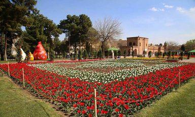 باغ لاله های قزوین